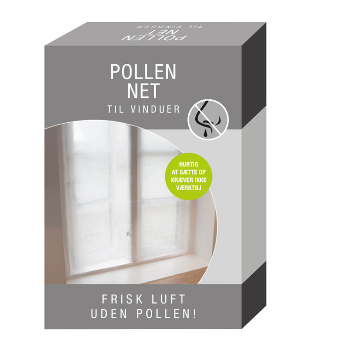 Pollennät Fönster