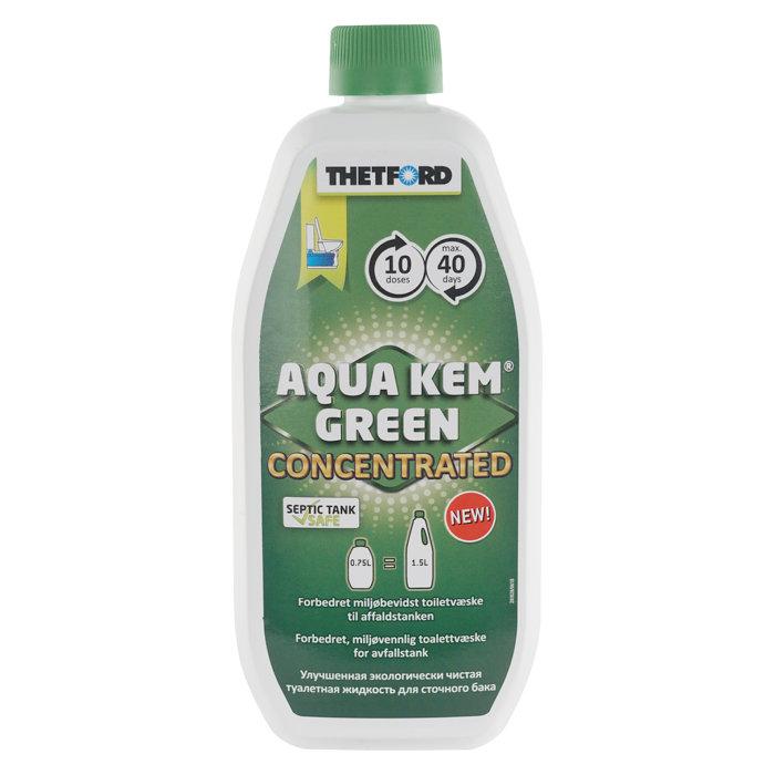 Aqua Kem Green koncentreret toiletvæske 750 ml - Thetford