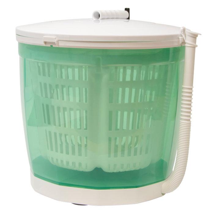 Manuel vaskemaskine 2 i 1