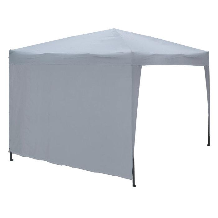 Sidevægge Empoli til Easy up pavillon på 3x3 m - Sunlife