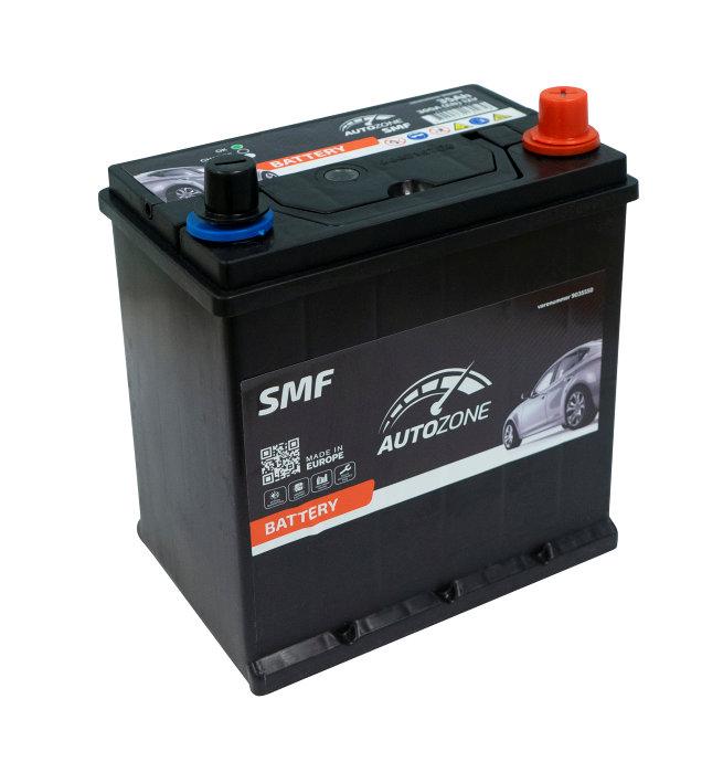 Autobatteri 12 V 35Ah (+h)