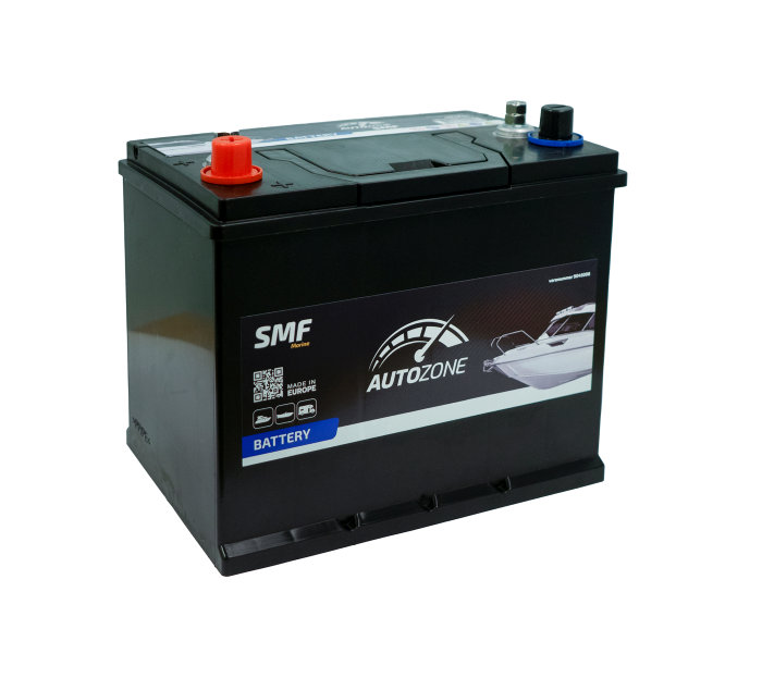 Marine batteri 80Ah +v