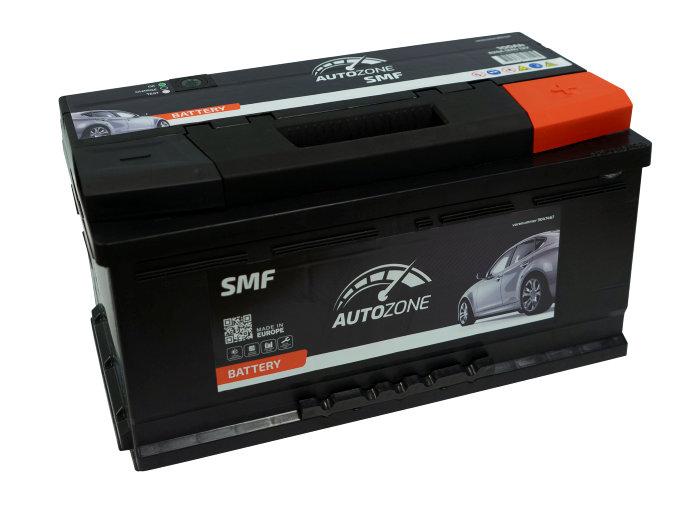 Autobatteri 12V 100Ah (+h)