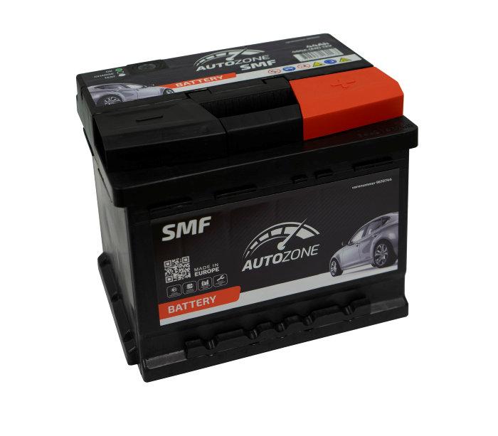 Autobatteri 12 V 44Ah (+h)