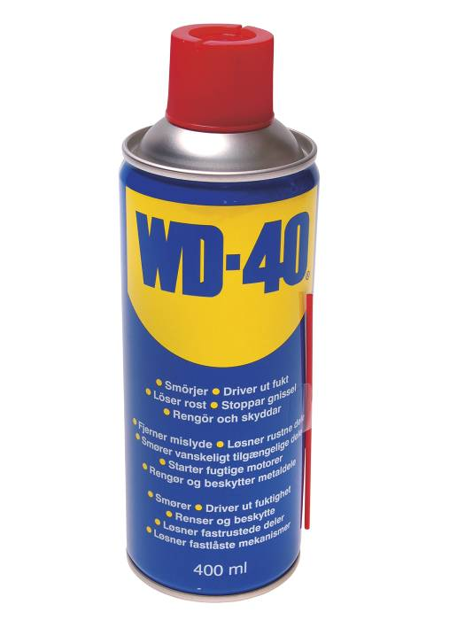 WD-40 Multi-spray 400 ml