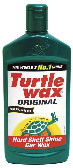 Turtle Vax autovoks 500 ml