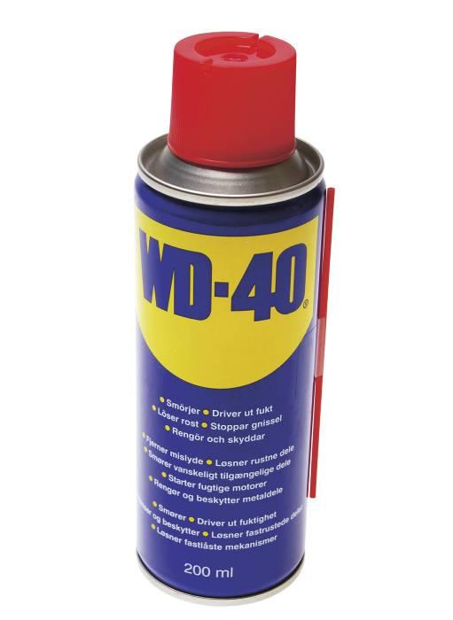 WD-40 Multi-spray 200 ml