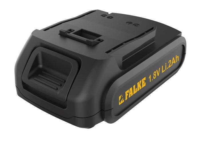Falke batteri 18V Li-ion 2000 mAh