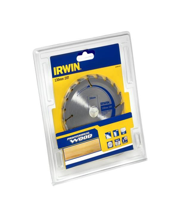 Irwin Rundsavsklinge 130 mm
