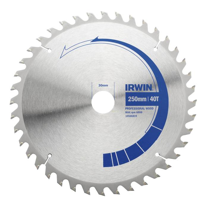 Cirkelsågklinga 250x30 mm
