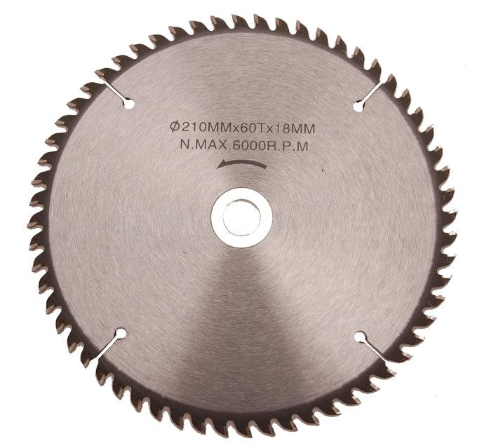 Cirkelsågsklinga 210x18 mm 48 T