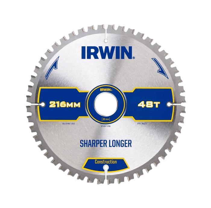 Irwin Rundsavsklinge Ø: 216 mm