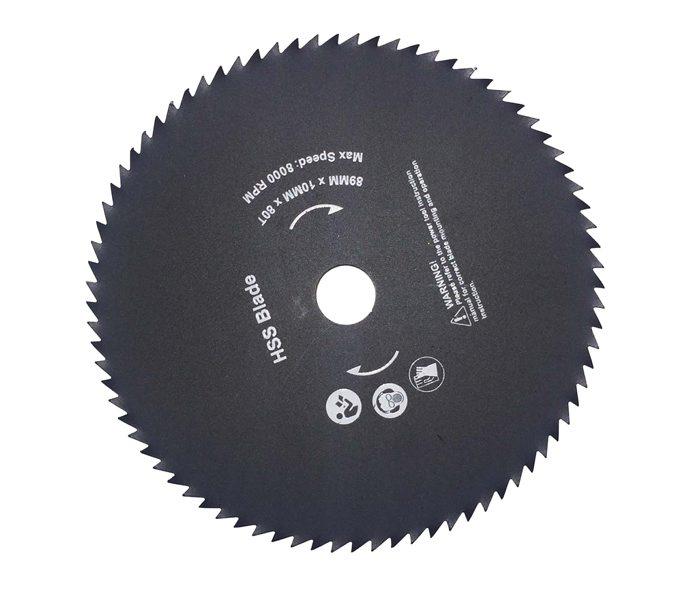 Savklinge HSS metal 89 x 10 mm - 80T