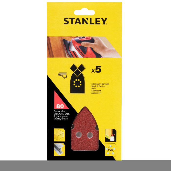 Slippapper Multi Quick Fit K80 Stanley