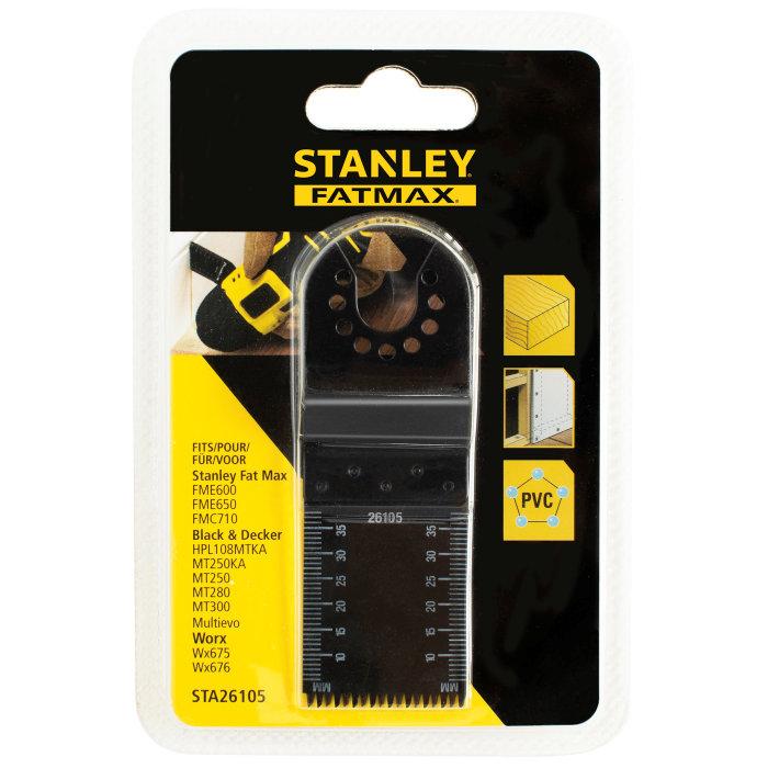 Sågblad Oscillerande Prec. 32 mm, Stanley