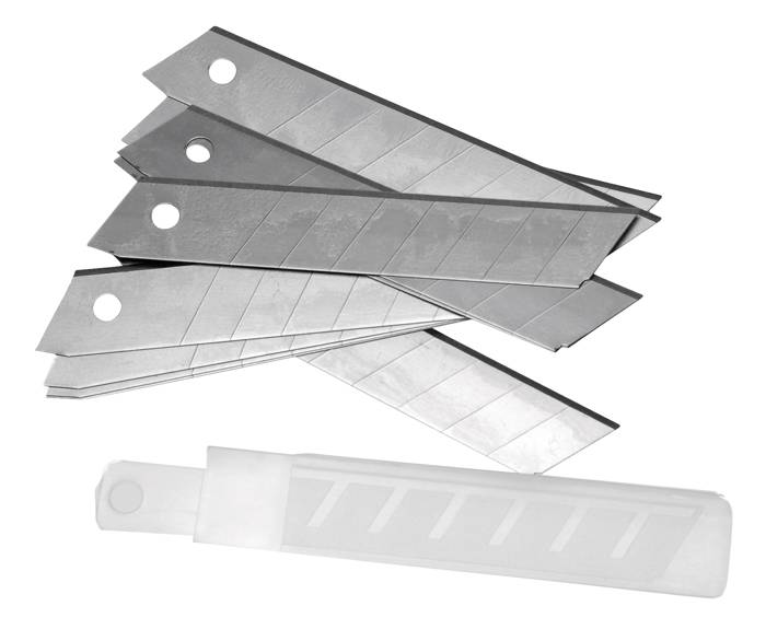 Knivblade 18 mm. 10-pk.