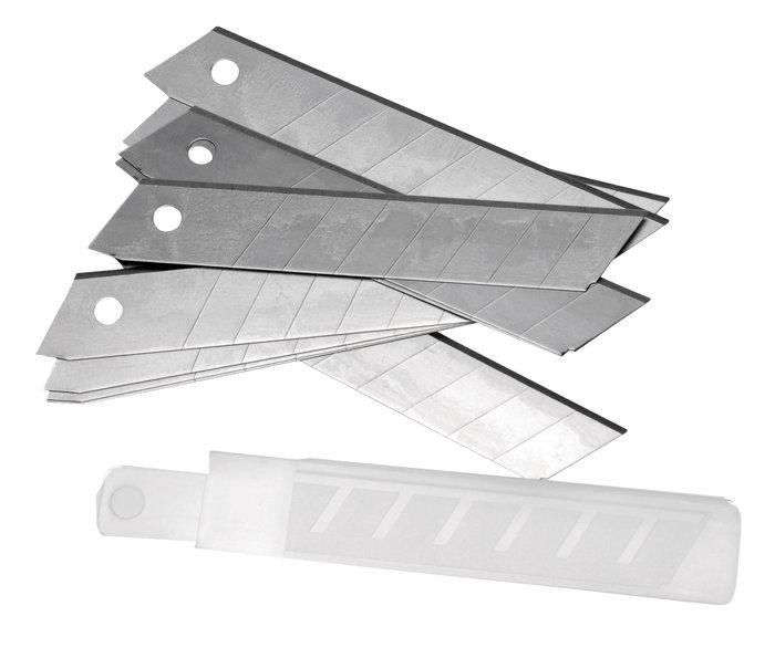 Knivblad 18 mm 10 pk