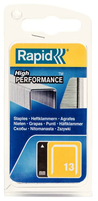 Häftklammer 13/8 mm Rapid