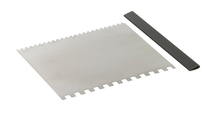 Tandspartel dobbelt 3/6 mm - Eskimo