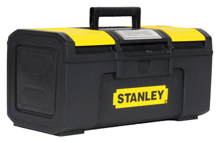 Værktøjskasse 40 cm enhåndsbetjent - Stanley