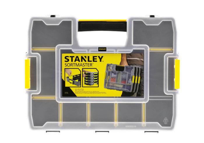 Sortimentsboks 37,5 x 29,5 x 6,7 cm - Stanley