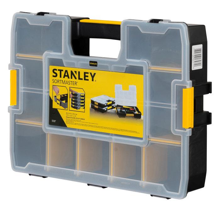 Sortimentsboks 43 x 33 x 9 cm - Stanley