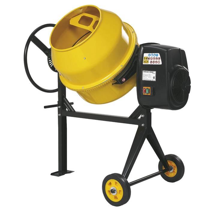 Betonblander 125 liter