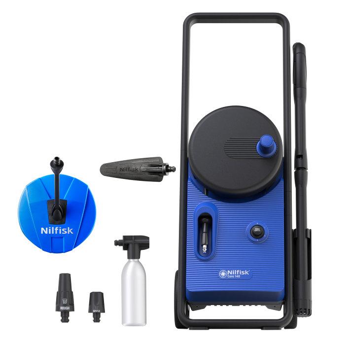 Nilfisk Core 140-6 PowerControl Home højtryksrenser