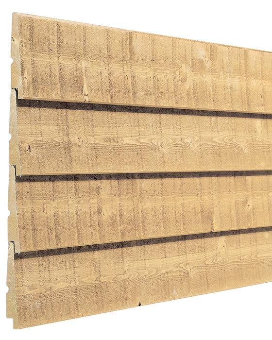 Fjällpanel 21 x 120 mm - 3,6 m