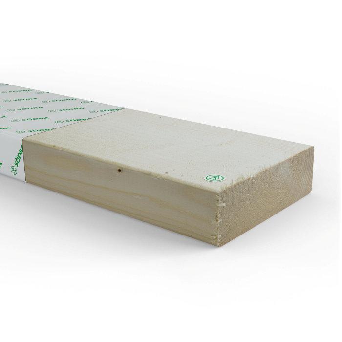 Väggregel 45 x 145 mm - 4,2 m