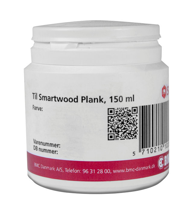 Reparationsmaling til lys grå SCG Smartwood Plank