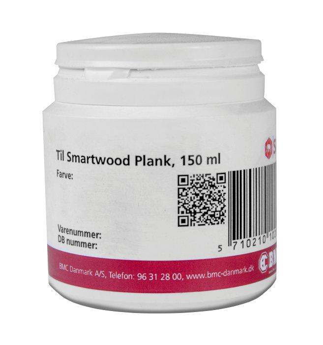 Reparationsmaling til hvid SCG Smartwood Plank