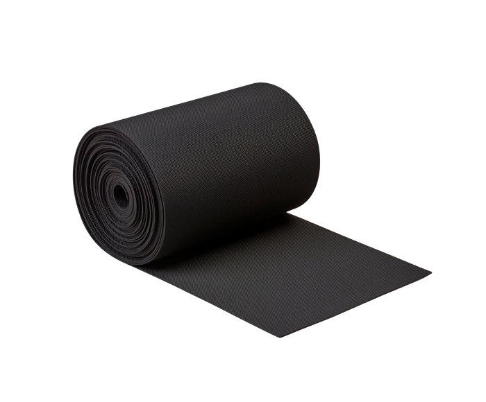 EPDM folie sort til facadebeklædning 5 meter