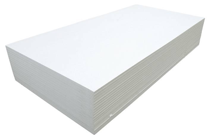 Gipsplade 13 mm, 120 x 240 cm