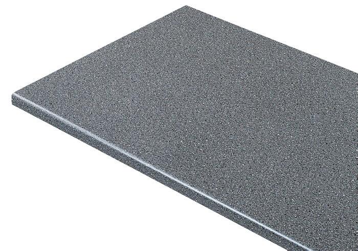 Laminatbänkskiva mörk granit