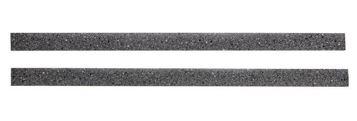 Kantband mörk granit