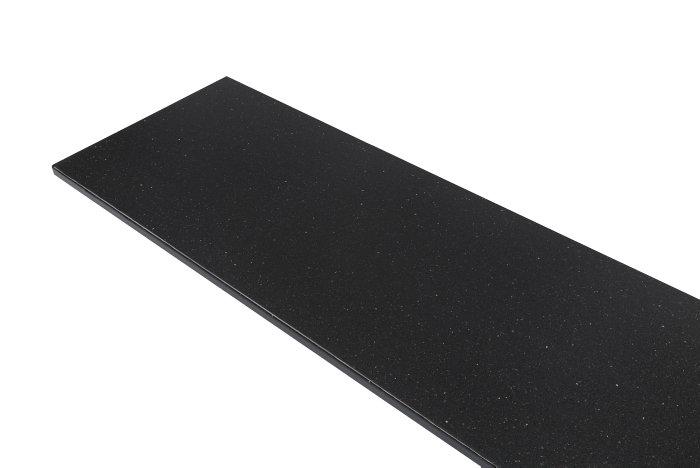 Bänkskiva laminat svart