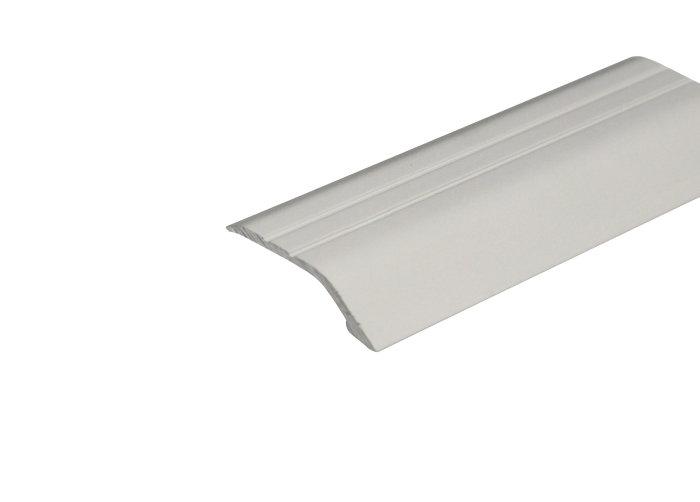 Gulvprofil alu - 8 x 29 mm x 1,8 m