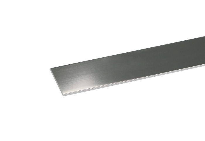 Skarvlist 1 m Silver