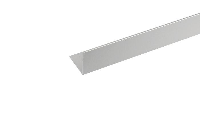 Listeprofil alu - 15 x 15 mm x 1 m