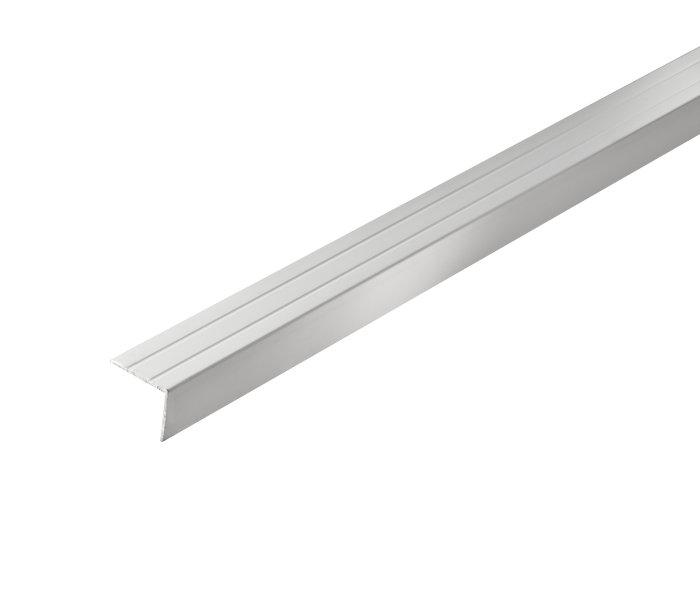 Trappeprofil alu - 20 x 25 mm x 0,9 m