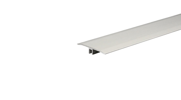 Gulvprofil top alu - 1,8 x 42 mm x 0,9 m