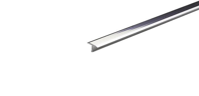Skarvlist 0,9 m Silver