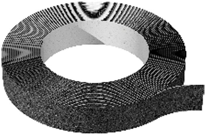 Sklisikker tape - sort - 25 mm x 5 m