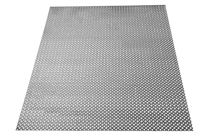 Stålplade 1 x 500 x 400 mm - type 453