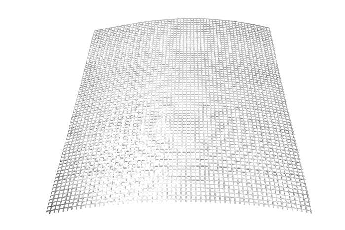 Stålplade 1 x 500 x 400 mm - type 454
