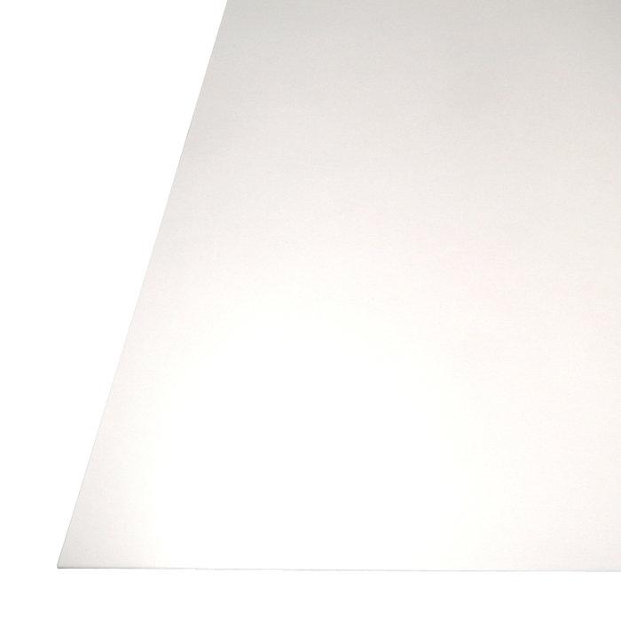 Aluminiumsplade 0,5 x 1000 x 400 mm - type 456