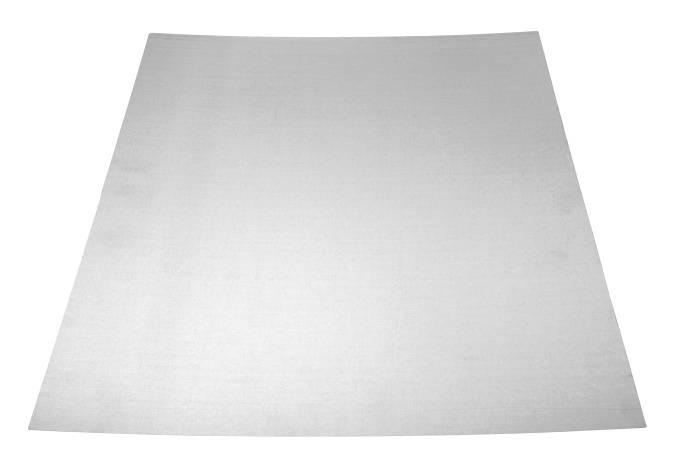 Stålplade 0,6 x 1000 x 400 mm - type 459