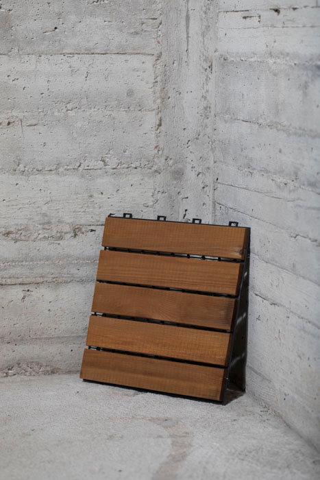 Trallruta Brun 30 x 30 cm