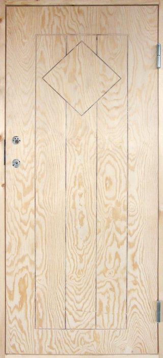 Friggebodsdörr 80 x 185 cm